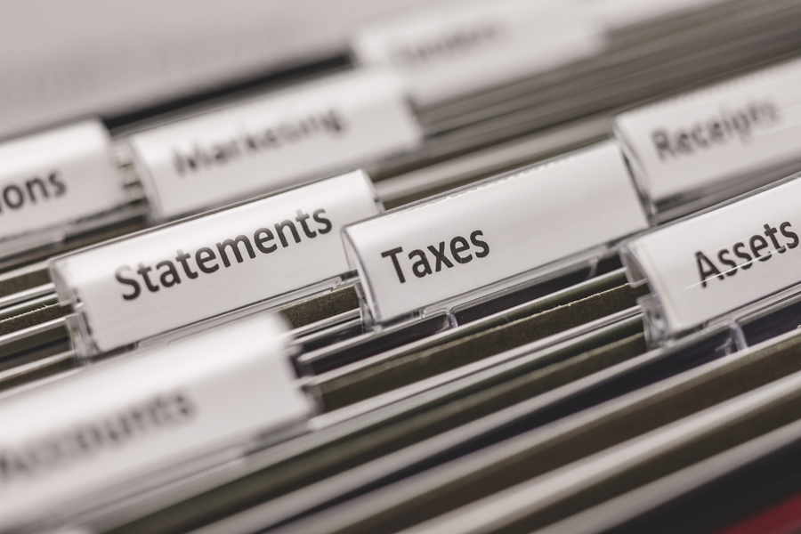 Get Your Business Records Ready For The Tax Period