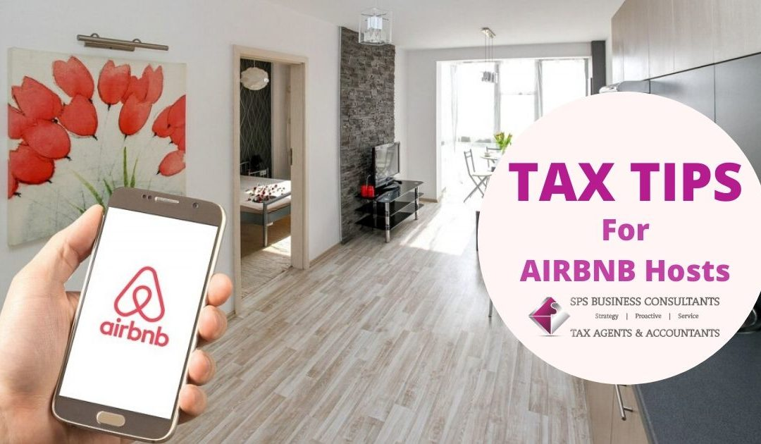 Tax Tips for airbnb hosts
