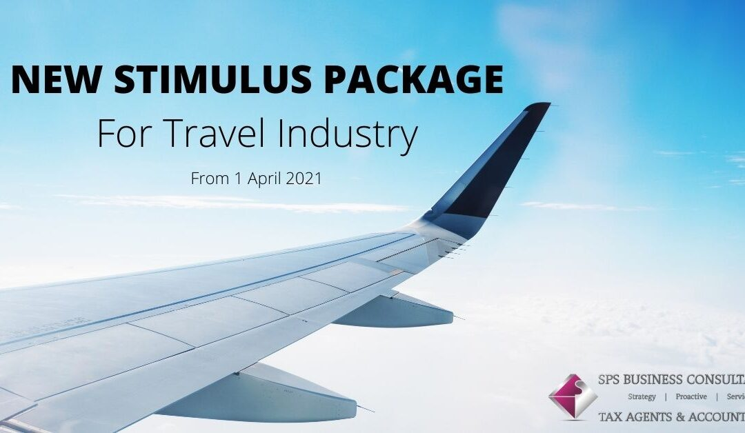 New Travel Stimulus Package For Travel Industry