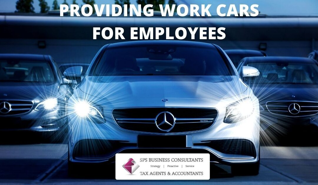 Providing Work Cars For Your Employees